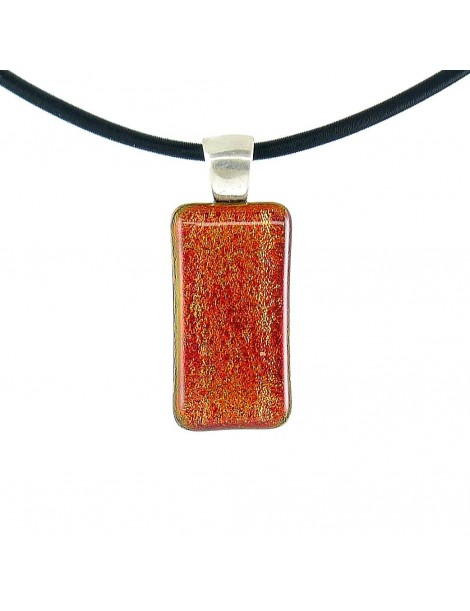 Collier Softy Rouge