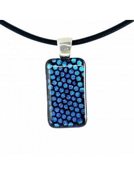 Collier Softy Bleu Abeille