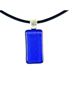 Collier Softy Bleu roi