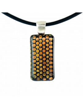 Collier Softy Jaune Abeille