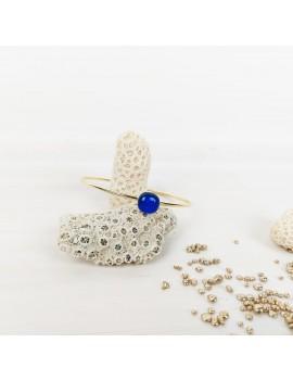 Bracelet Amare 'Vert Véronèse' en Or